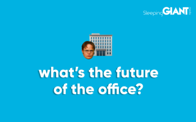 The Future Of The Office: Culture, Hygiene, Home & Community