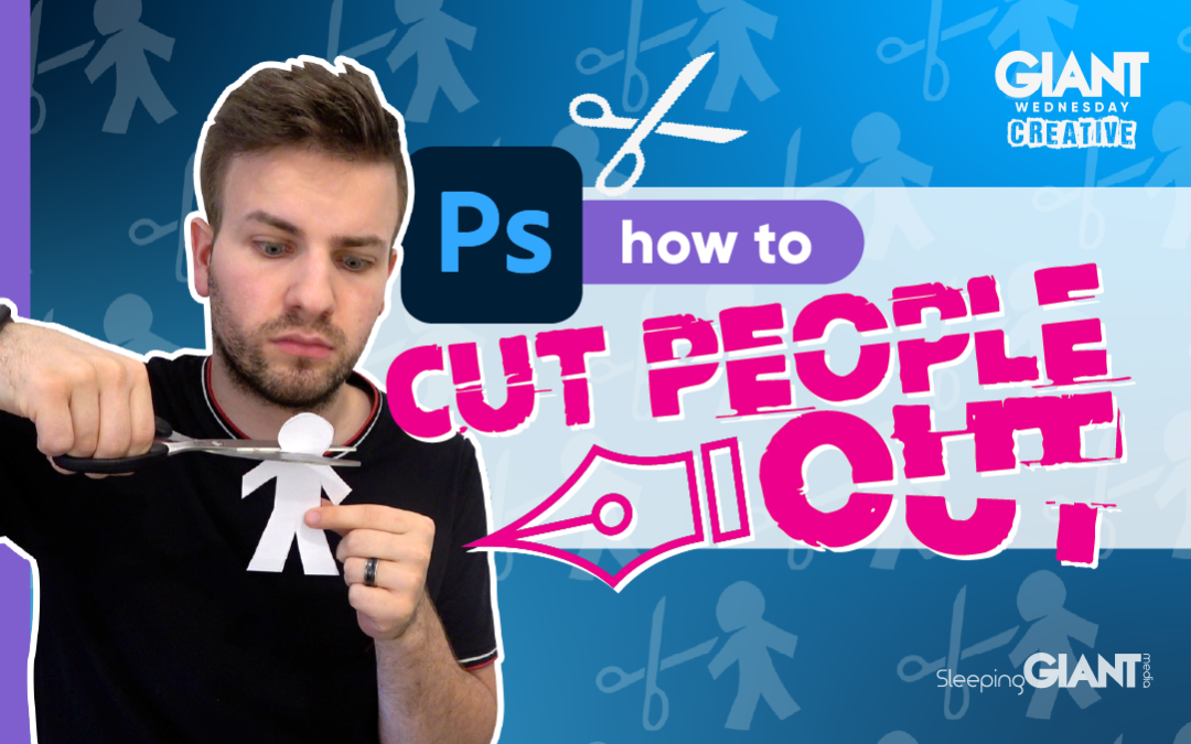 How To Cut Out A Person Or Object In Photoshop 2021