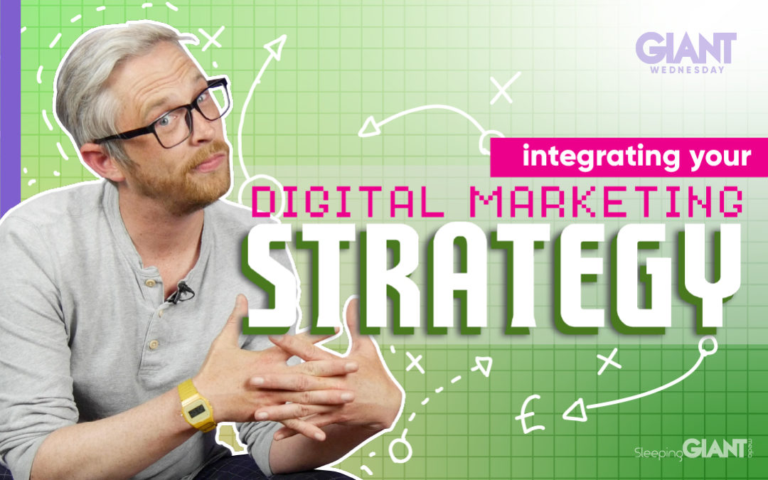 Why Your Digital Marketing Strategy Should Be An Integrated One