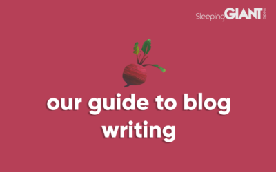 How To Write Effective Blogs – Our Giant Guide