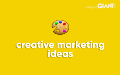 50 Creative Ideas for your Marketing