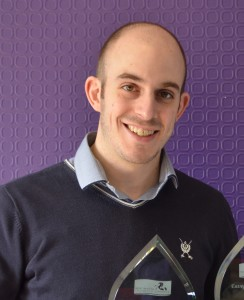 Anthony Klokkou Sleeping Giant Media KEiBA 2013 shortlist Young Entrepreneur of the Year