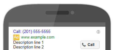 Call-only ads image