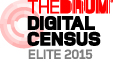 The Drum Digital Census Elite 2015 logo