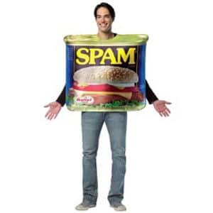 Spam costume
