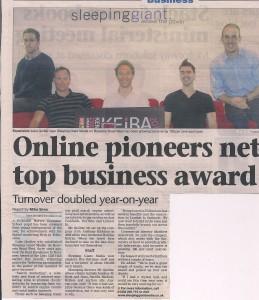 Folkestone Herald – Online Pioneers!