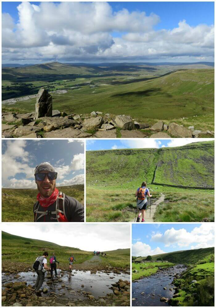 Sleeping Giant Media 2015 Yorkshire Three Peaks Challenge Ingleborough