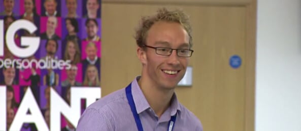 Luke Quilter preferred speaker for Kent Invicta Chamber of Commerce