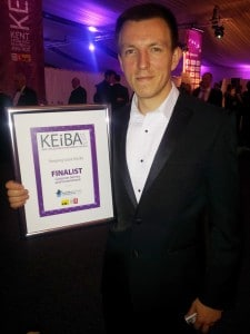 KEiBA 2013 Customer Service and Commitment Finalist Sleeping Giant Media
