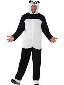 Google Panda costume