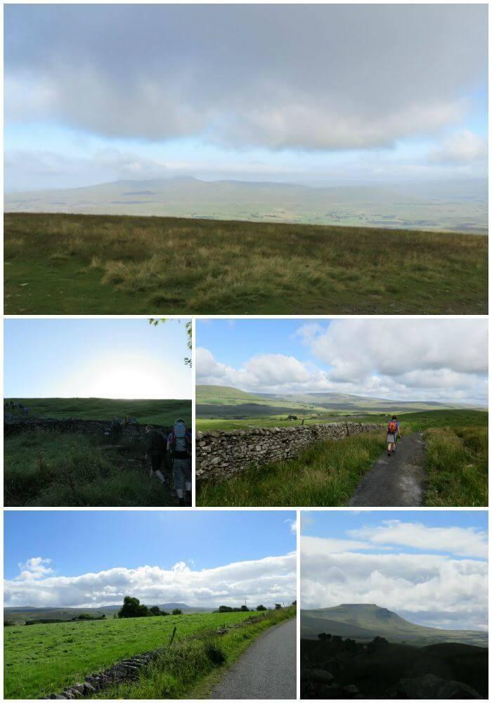 Sleeping Giant Media 2015 Yorkshire Three Peaks Challenge Pen-y-ghent