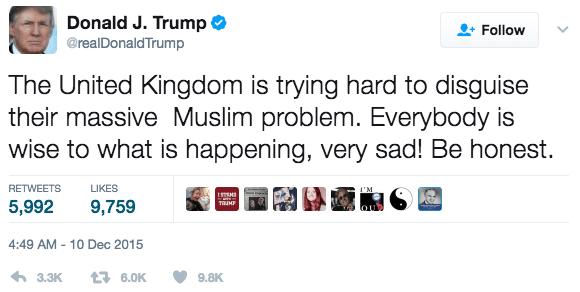 Trump Insult