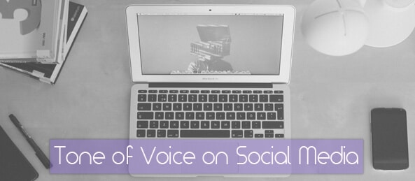 Tone of Voice on Social Media