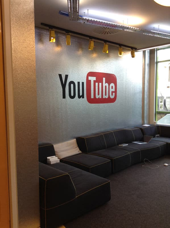 YouTube Creator Space London