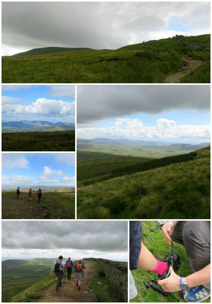 Sleeping Giant Media 2015 Yorkshire Three Peaks Challenge Whernside