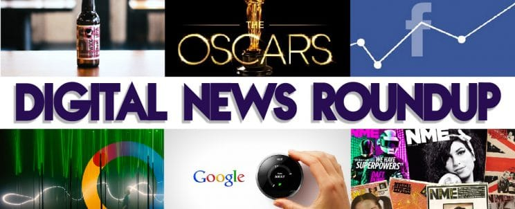 Digital News Roundup - 9th March