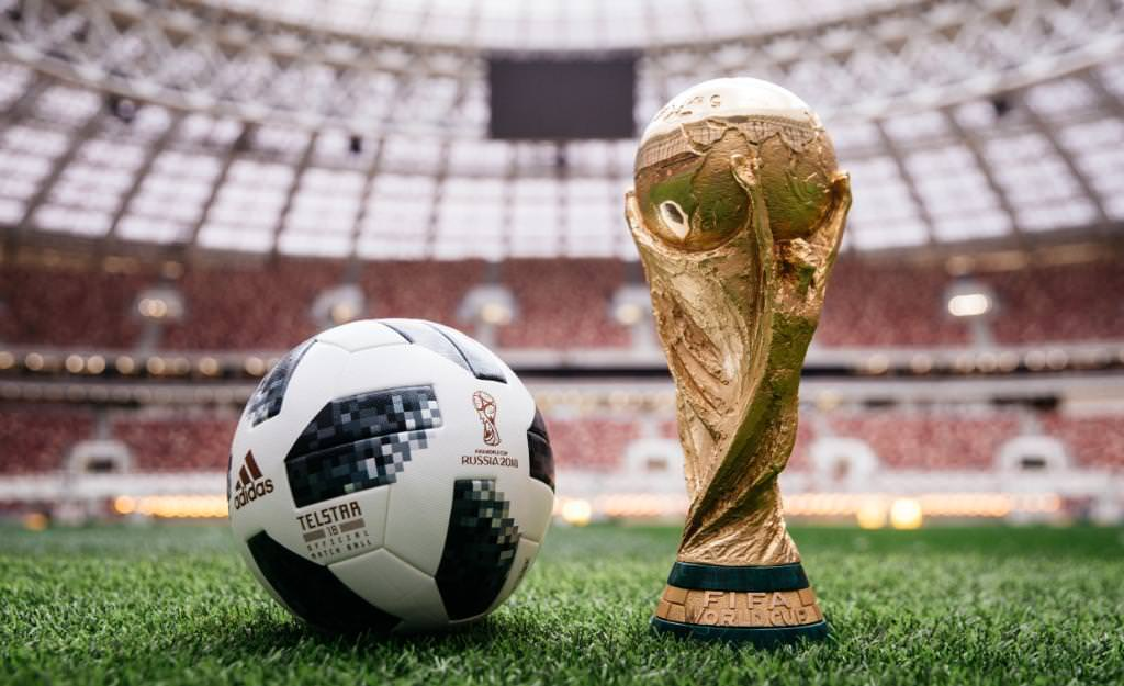 How digital disruption is affecting the World Cup