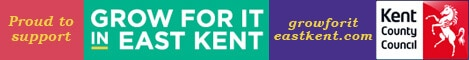 Proud to support Grow for It in East Kent | Sleeping Giant Media